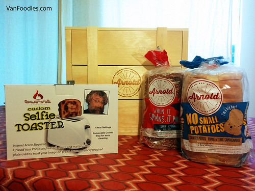 Arnold Bread Package