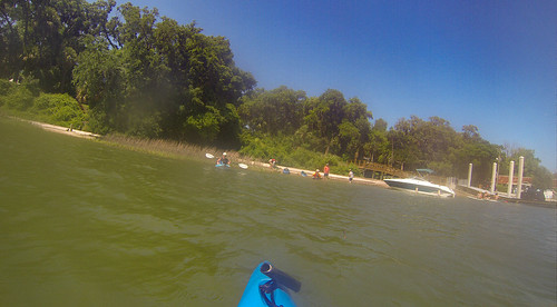 May River Paddling with Lowcountry Unfiltered-127