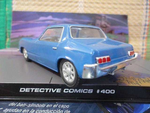 Detective Comics #400 (1970) 1/43 (Eaglemoss)