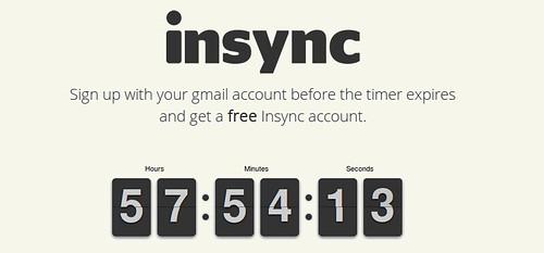 insync akció