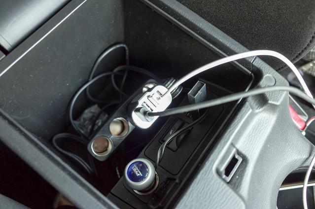 Anglink USBカーチャージャー