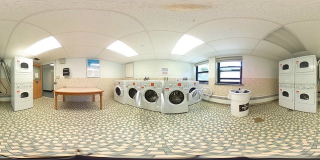 Alumni Laundry Room