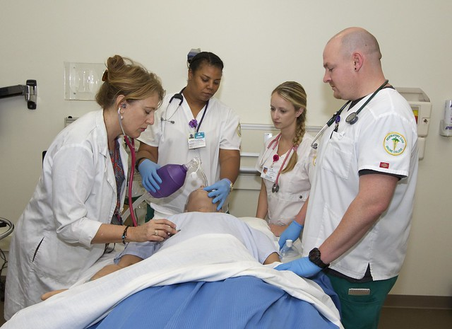 Respiratory Therapist Introduction Degree Applications