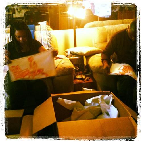 Packing #aphrochicbigorder