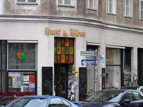 """""""Kraut und Rüben"""""""