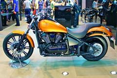 Kawasaki Vulcan at the 32nd Bangkok Motorshow