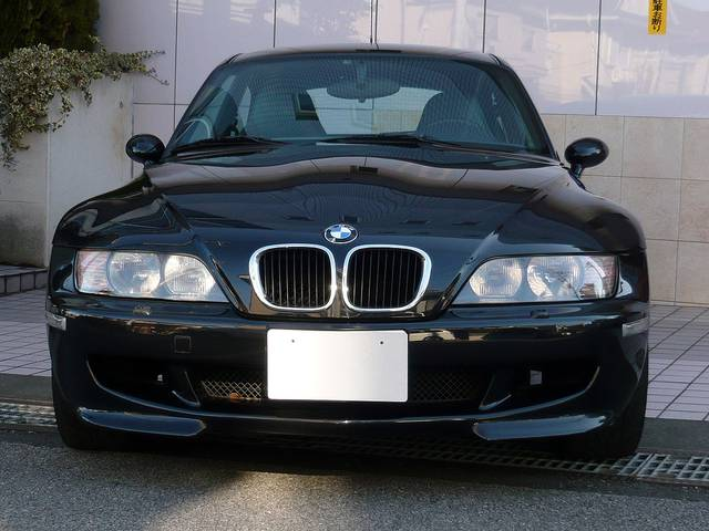 1999 M Coupe | Cosmos Black | Evergreen/Black