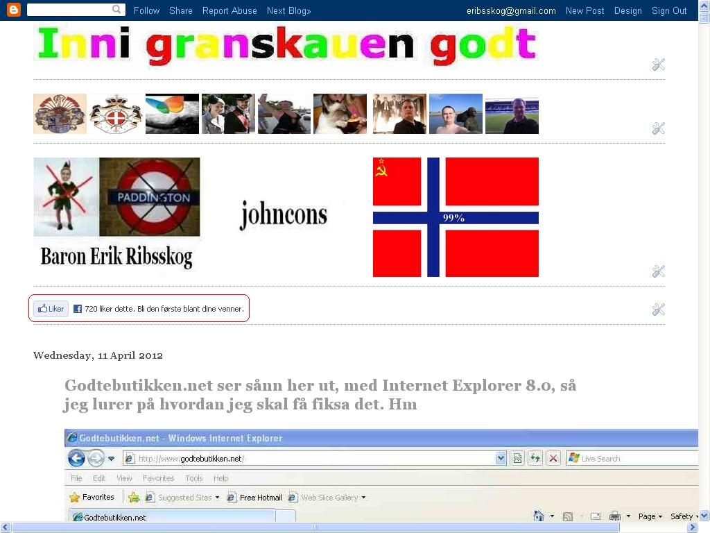 antall liker på facebook for johncons-blogg