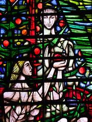 Eve and Adam by John Hayward