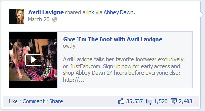 avril_lavigne_abbey_dawn_facebook_campaign