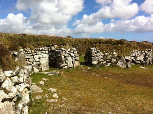 Chysauster Ancient Village