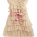 lanvin girls ruffle dress