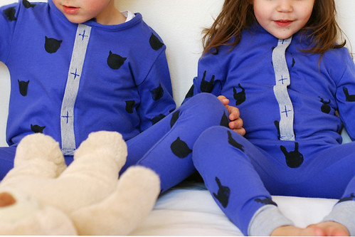 organic cotton pj's