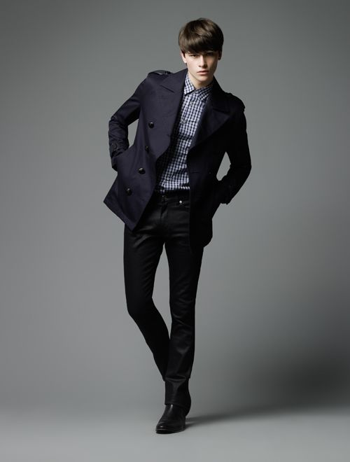 Hugh Vidler0004_Burberry Black Label SS12