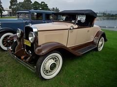 1930 Marquette Model 34 sports roadster