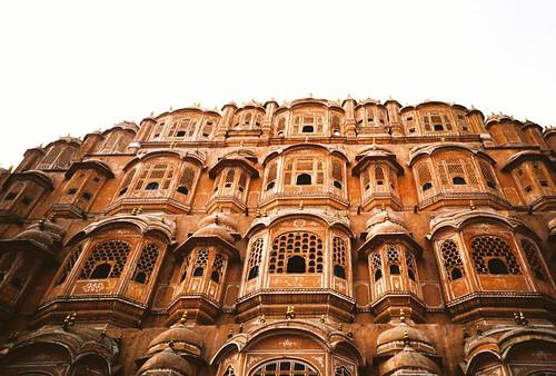 Hawa Mahal - Wind Palace - Jaipur