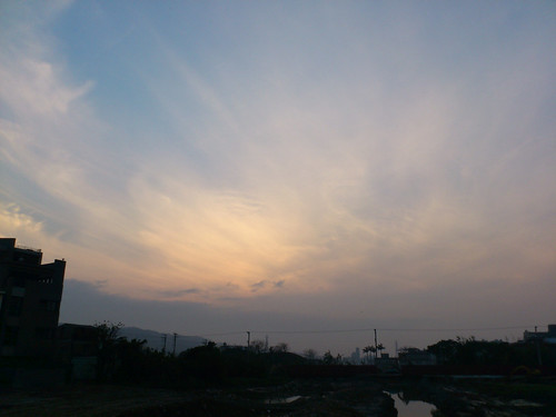 sunset sky cloud sun sunrise ericsson sony 夕陽 太陽 日落 arcs 天空 朝霞 日出 晚霞 雲彩 xperia lt18i