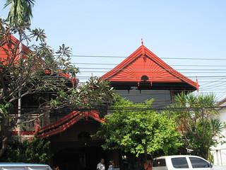 Indochine Restaurant exterior