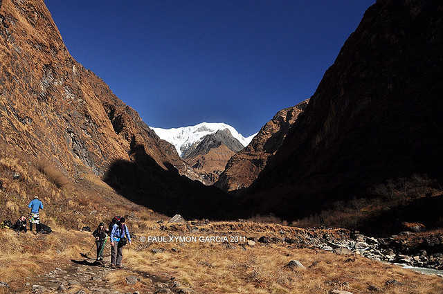 Annapurna Sanctuary Trek, Nepal