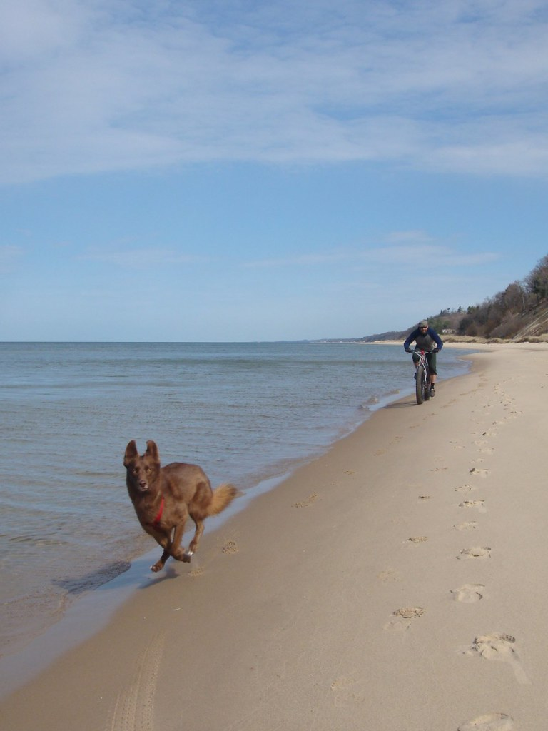 MI Beach Ride