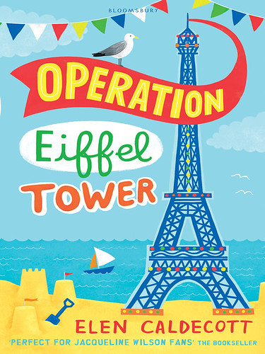 Elen Caldecott, Operation Eiffel Tower