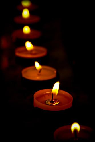 Votive candle!!!
