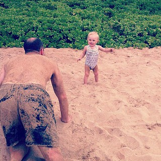 Stella and the sand monster