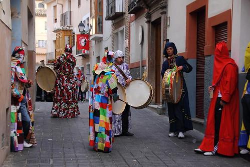 Tamborada / Tamborrada Moratalla