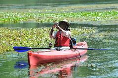 Kayak Freshwater Fishing