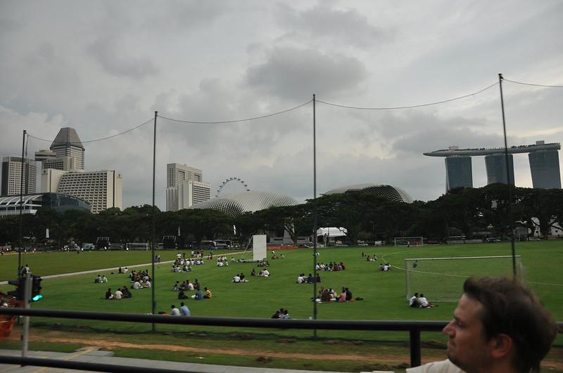 Спортивные площадки в Сингапуре