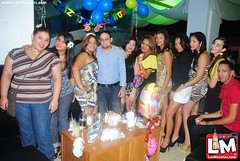 Birthday en @ Soberano Liquor Store