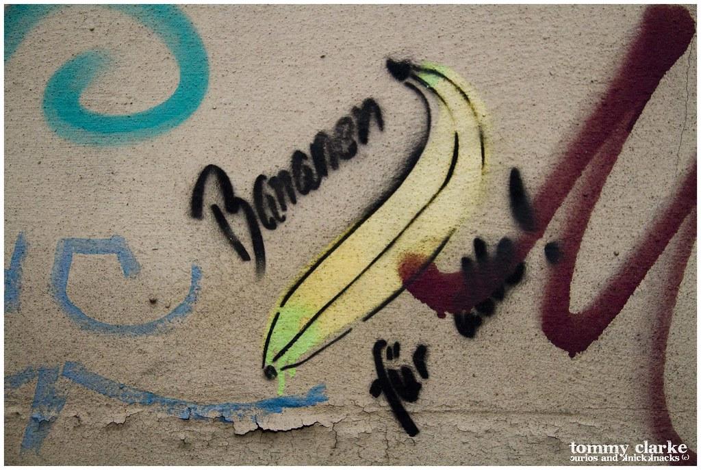 Bananen...