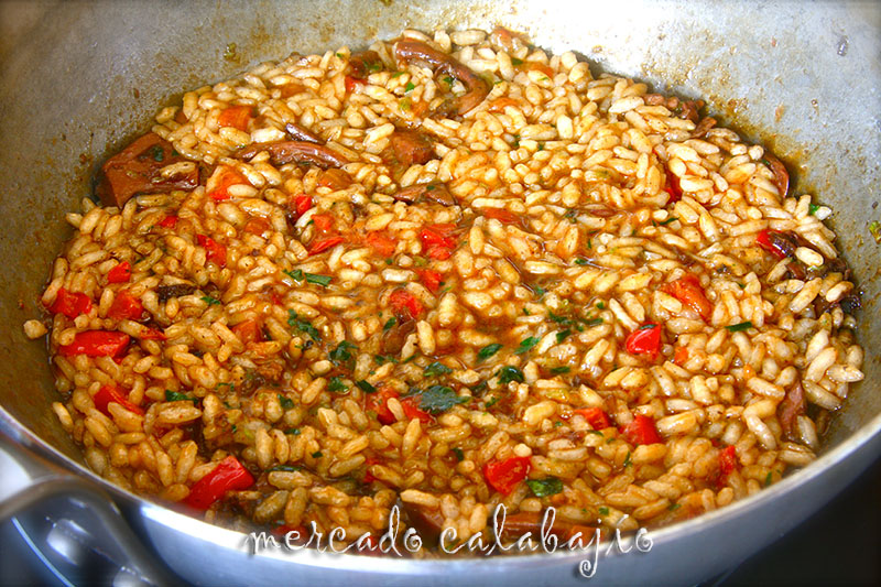 ARROZ CINCO CONTINENTES XIV