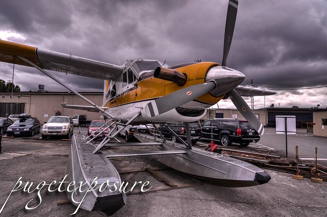 Turbo Beaver Seaplane