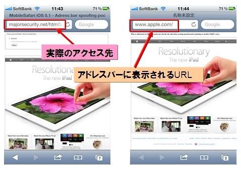すべてのiPhone/iPadユーザに捧ぐ  iOS5.1.1に関する正しい情報について : I believe in technology