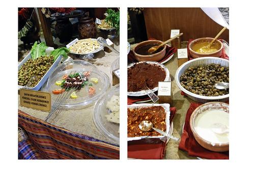 El-Ruha'da kahvaltı