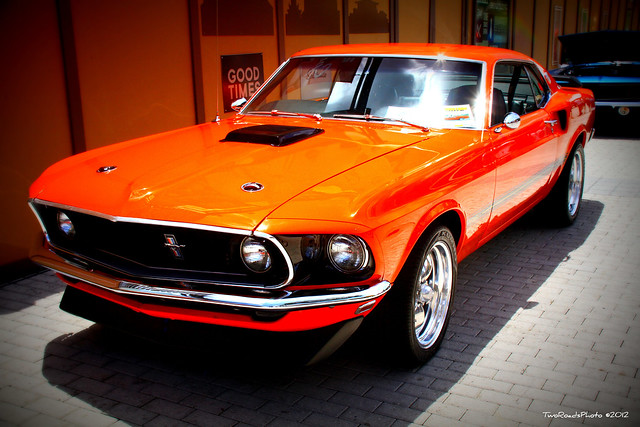 1968 Ford Mustang Mach 1 | Flickr - Photo Sharing!