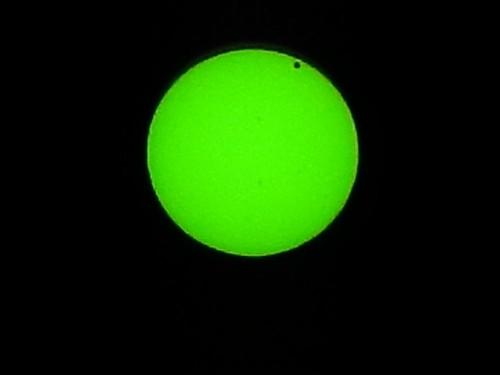Eclissi di sole con venere! by meteomike