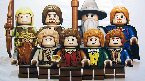 Rumor: Lord of the Rings LEGO Leaked by Retailer