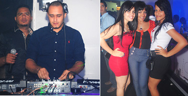 Los Rompe Discoteca+noche graduation Night @ Moccai Glam Club