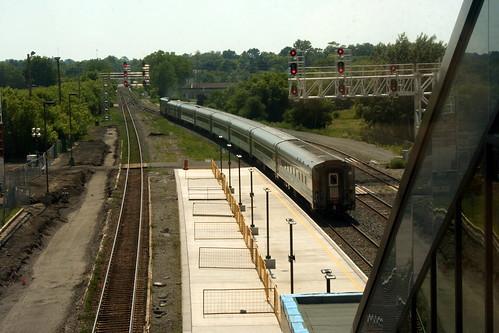 Via Rail Train 55_6674