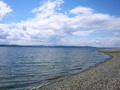 Puget Sound from Vashon