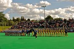 Investec London Cup - Match 8 Germany v Australia
