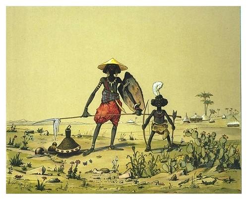 011-Padre e hijo-Afrika  Studien und Einfaelle eines Malers 1895- Hans Richard von Volkmann- Universitätsbibliotheken Oldenburg
