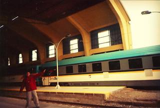 Aquellos viajes de verano... (parte 2) || Yo y el TerraSur TM-AM 22.024 (07.02.2004)
