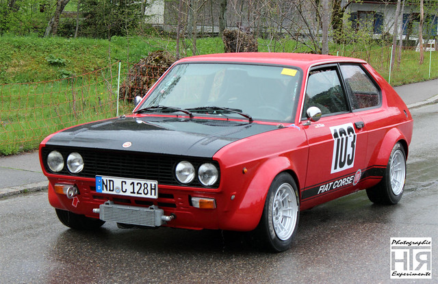 Fiat 128 3P | Flickr - Photo Sharing!