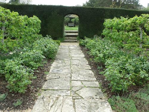 chodnik ogród zdjęcia