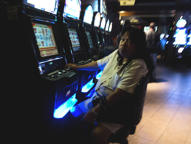In Casino, Out of Mind