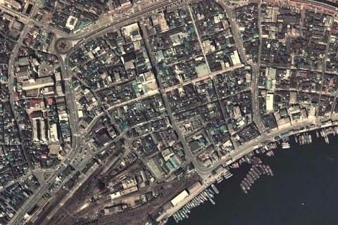 1975年3月2日の中川通り
