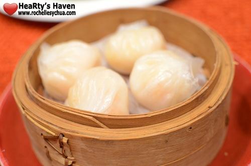 Li Li Hyatt Shanghai style dumpling